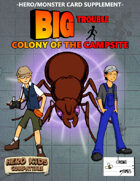 Big Trouble Supplement - Colony of the Campsite