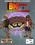 Big Trouble Supplement - Sandcastle Defense