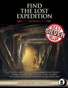 Find the Lost Expedition - Level 5 Adventure