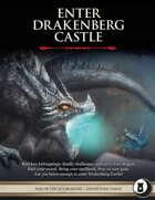 Enter Drakenberg Castle - Level 9 Adventure