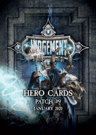 Judgement Heroes - Patch 9