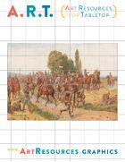 World War I German Troops (Color #1)