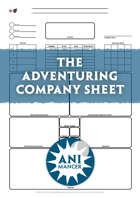 The Adventuring Company Sheet