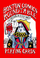 Boston Comics Roundtable Playing Cards