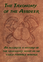 The Taxonomy of the Assdeer