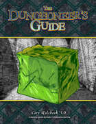 The Dungeoneer's Guide: Core Rulebook