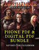 ZWEIHANDER Grim & Perilous RPG: Revised Core Rulebook (Phone PDF + Digital PDF)