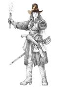 Witch Hunter's Hat - Supplement for Zweihander RPG