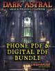 DARK ASTRAL: Chapbook for Zweihander RPG (Phone PDF + Digital PDF)