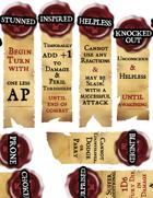 ZWEIHANDER Grim & Perilous RPG: Purity Seals