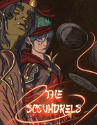 Aether and Steamworks: The Scoundrel