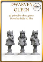 Dwarven Queen