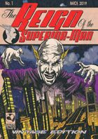 Reign Of The Superior-man VINTAGE EDITION