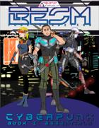 BESM Cyberpunk – Book 1: Essentials (BESM Fourth Edition)