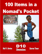 100 Items in a Nomad's Pocket