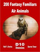 200 Fantasy Familiars - Air Animals