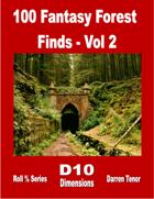 100 Fantasy Forest Finds - Vol 2