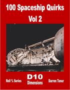 100 Spaceship Quirks - Vol 2