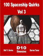 100 Spaceship Quirks - Vol 3