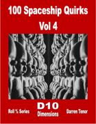 100 Spaceship Quirks - Vol 4