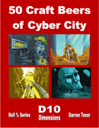 50 Craft Beers of Cyber City