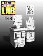 15mm Cyberpunk Scifi City Terrain Pack 3 3D Files