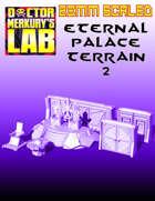 28mm Eternal Palace Scatter Terrain Set 2 Retro Scifi
