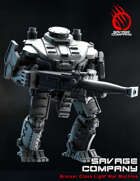 Savage Company Machines of War Bruiser Light WM
