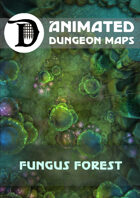 Animated Dungeon Maps: Fungus Forest
