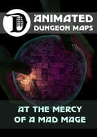 Animated Dungeon Maps: At The Mercy of a Mad Mage