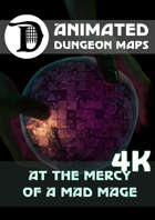 Animated Dungeon Maps: At The Mercy of Mad Mage 4K
