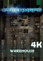 Cybermaps: Warehouse 4k