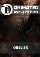 Animated Dungeon Maps: Obelisk