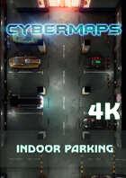 Cybermaps: Indoor Parking 4k