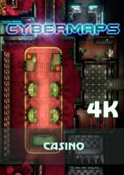 Cybermaps: Casino 4k
