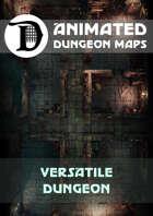 Advanced Animated Dungeon Maps: Versatile Dungeon
