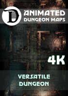 Advanced Animated Dungeon Maps: Versatile Dungeon 4k