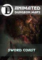 Advanced Animated Dungeon Maps: Sword Coast