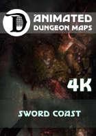 Advanced Animated Dungeon Maps: Sword Coast 4k