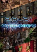 2020-2021 Cybermaps Exclusives FullHD [BUNDLE]
