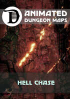 Advanced Animated Dungeon Maps: Hell Chase