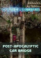 Cybermaps: Post-Apocalyptic Car Bridge