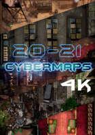 2020-2021 Cybermaps Exclusives 4K [BUNDLE]