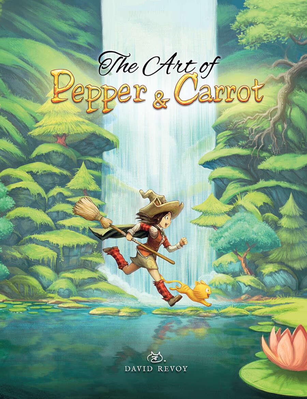 The Art of Pepper&Carrot