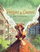 Pepper&Carrot - Book 3: The Butterfly Effect