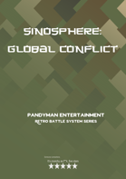Sinosphere: Global Conflict