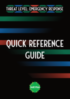 Threat Level: Emergency Response Quick Reference Guide