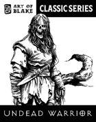 Classic Stock Art - Undead Warrior