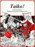 Taiko! Rules for Samurai Warfare