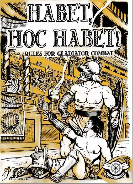 Habet, Hoc Habet! Rules for Gladiatorial Combat